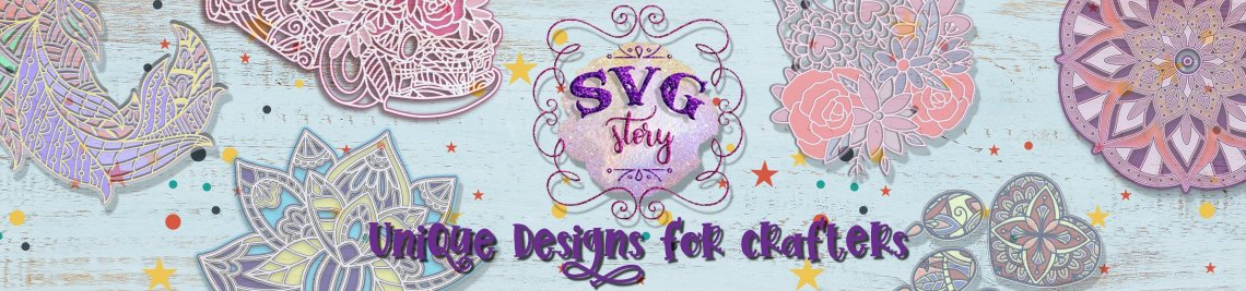 SVG Story Profile Banner