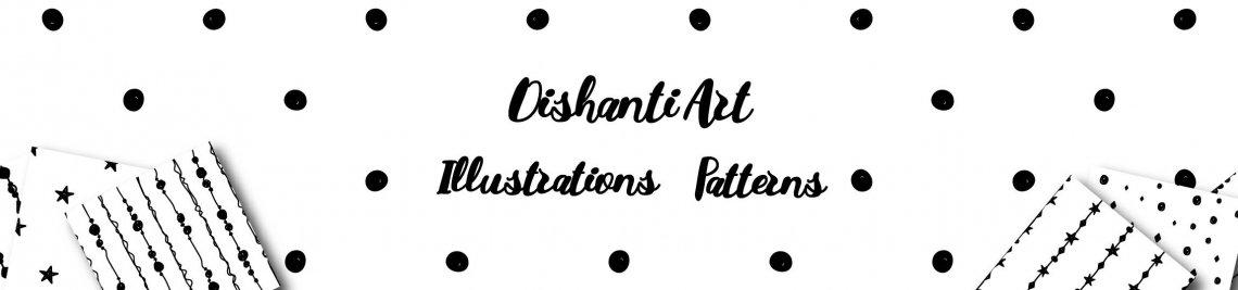 Dishanti Art Profile Banner