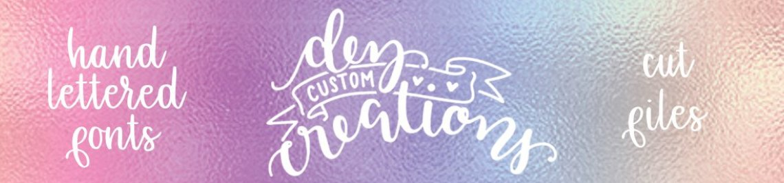 Dez Custom Creations Profile Banner