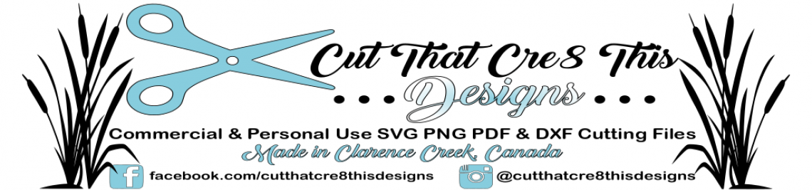 Cut That Cre8 This Designs Profile Banner