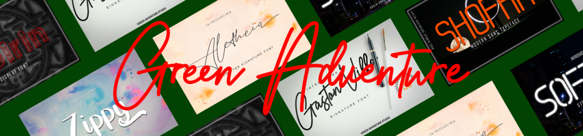 Green Adventure Studio Profile Banner