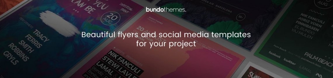 Bundo Themes Profile Banner