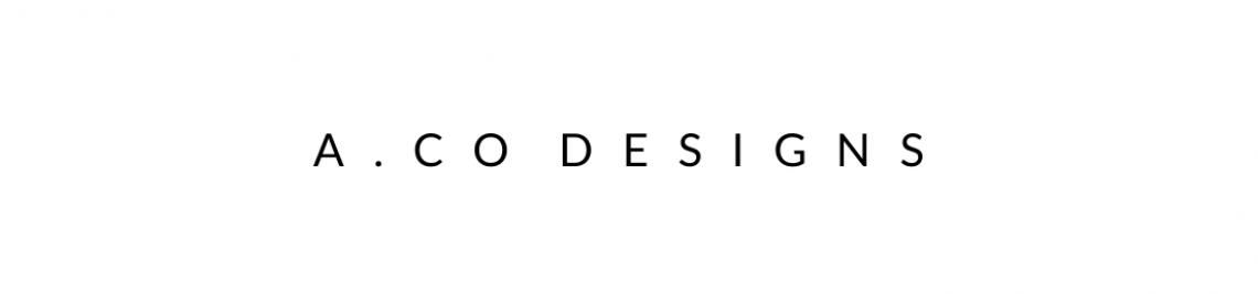 ACo Designs Profile Banner