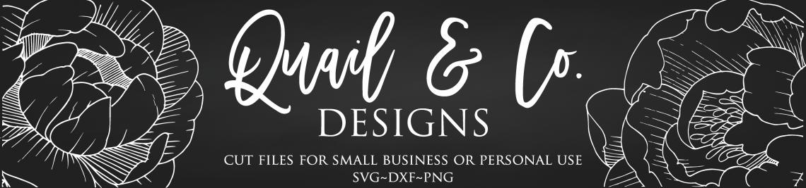 Quail & Co Designs Profile Banner