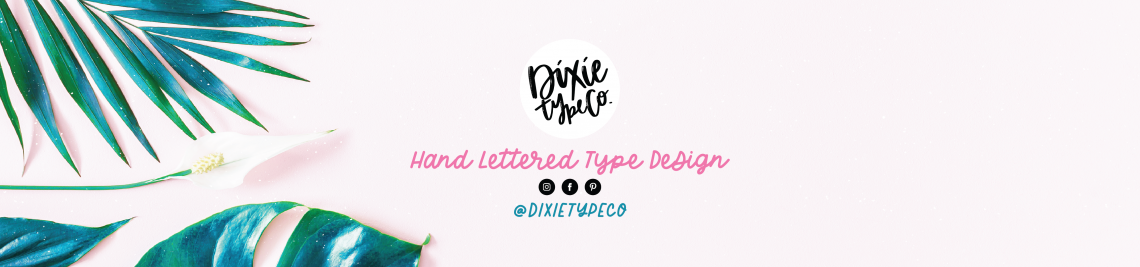 Dixie Type Co Profile Banner