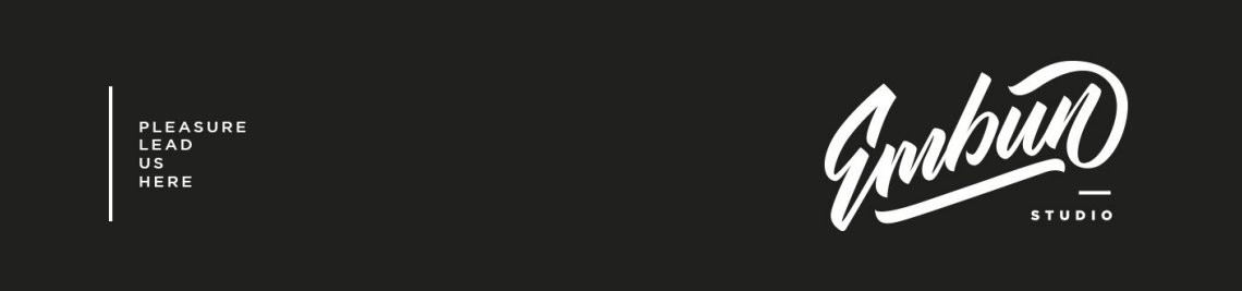 embuntype Profile Banner