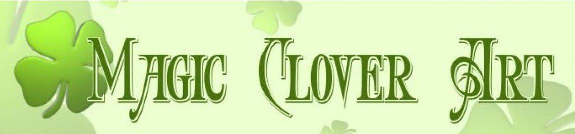 MagicCloverArt Profile Banner