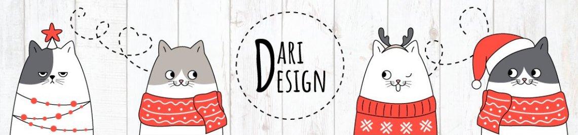 Dari Design Profile Banner