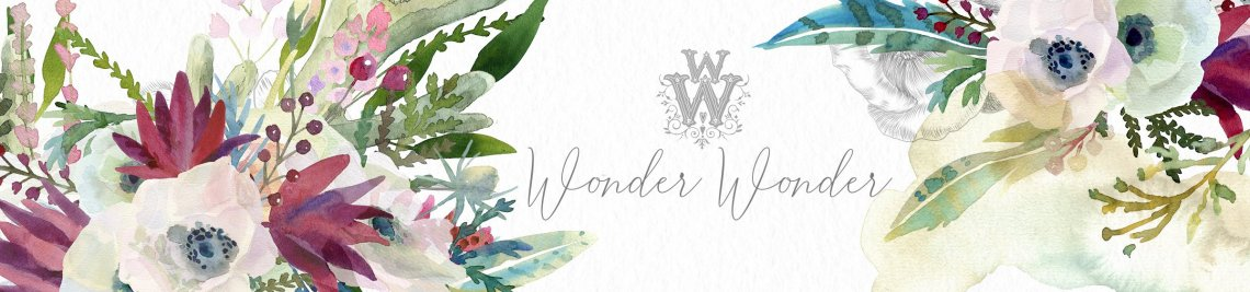 WonderWonder Profile Banner