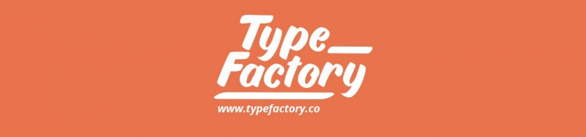 Typefactory Profile Banner