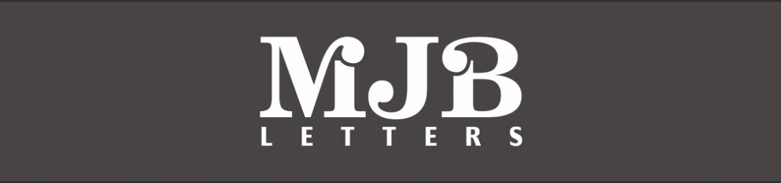 MJB Letters Profile Banner