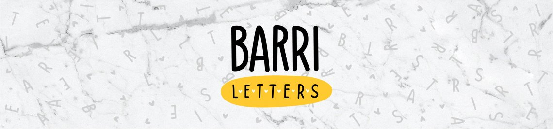 barriletters Profile Banner