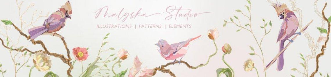 Malyska Studio Profile Banner