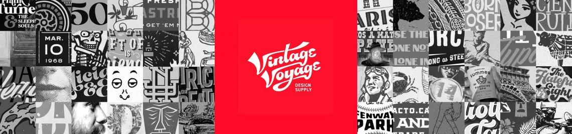 Vintage Voyage Design Profile Banner