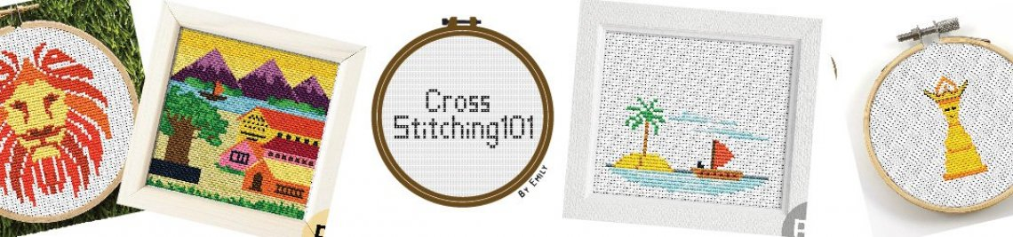 CrossStitching101 Profile Banner