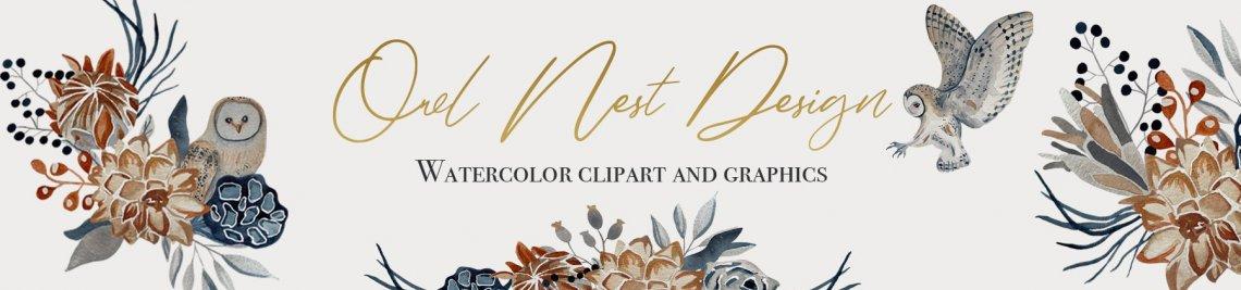 Owl Nest Design Profile Banner