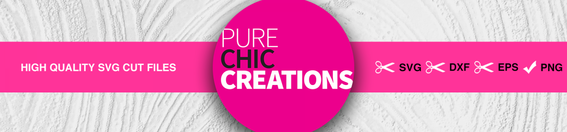 Pure Chic Creations Profile Banner