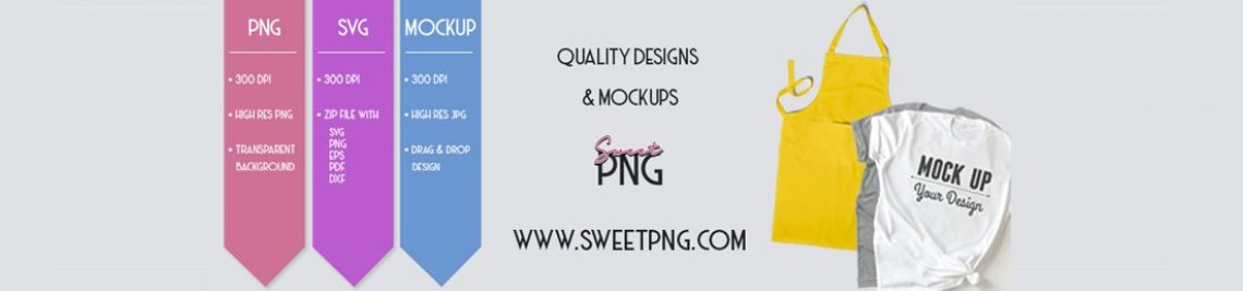 Sweet PNG Profile Banner