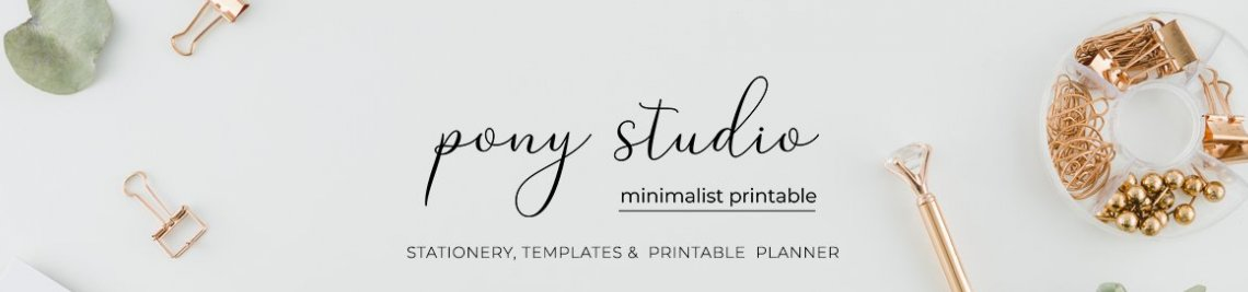 Pony Studio Profile Banner
