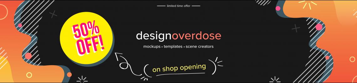 DesignOverdose Profile Banner