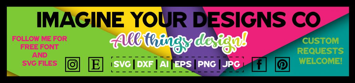 Imagine Your Designs Co Profile Banner