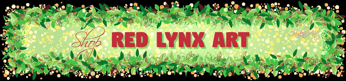 Red lynx Art Profile Banner