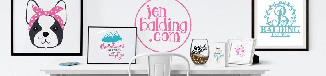 JenBalding.com Profile Banner