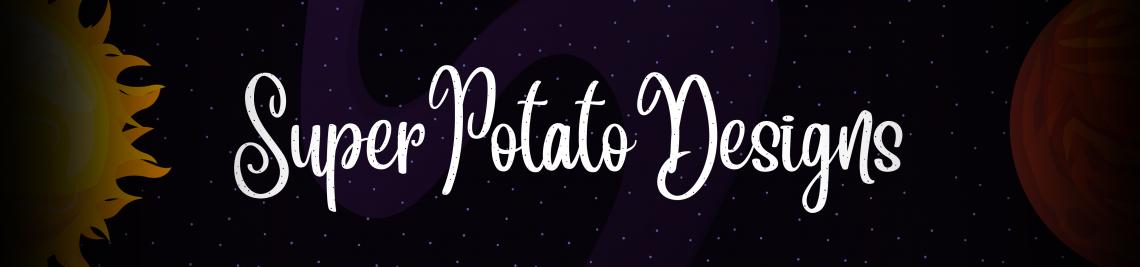 SuperPotatoDesigns Profile Banner