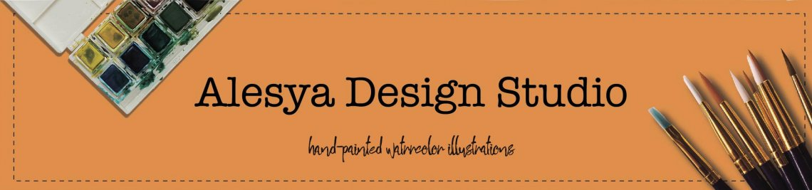 ALESYA DESIGN STUDIO Profile Banner