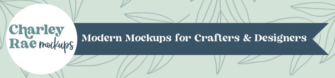 Charley Rae Mockups Profile Banner