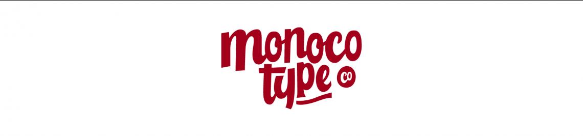 Monocotype Foundry Profile Banner