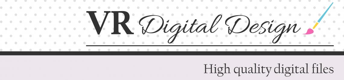 VR Digital Design Profile Banner
