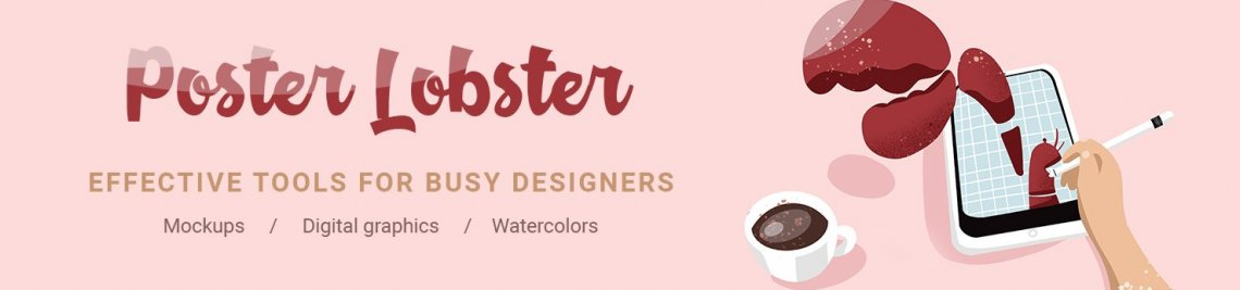 Poster Lobster Profile Banner