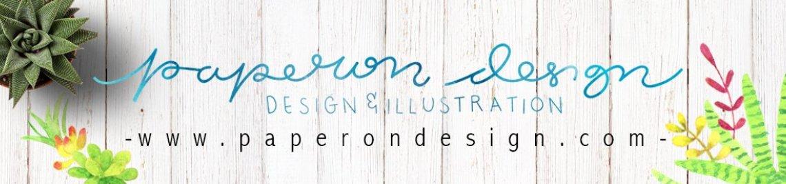 Paperon Design Profile Banner
