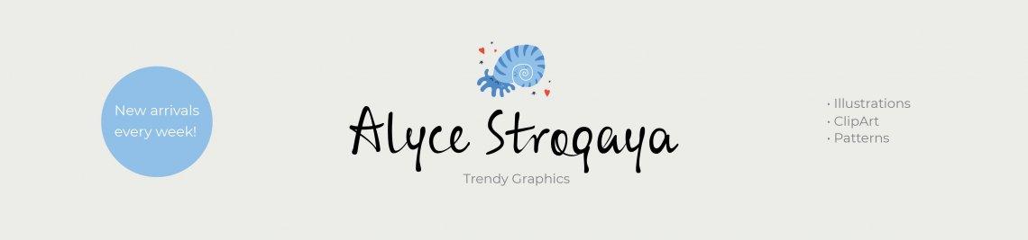 Alyce Strogaya Profile Banner