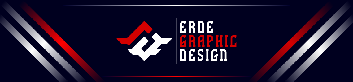Erde Graphic Design Profile Banner