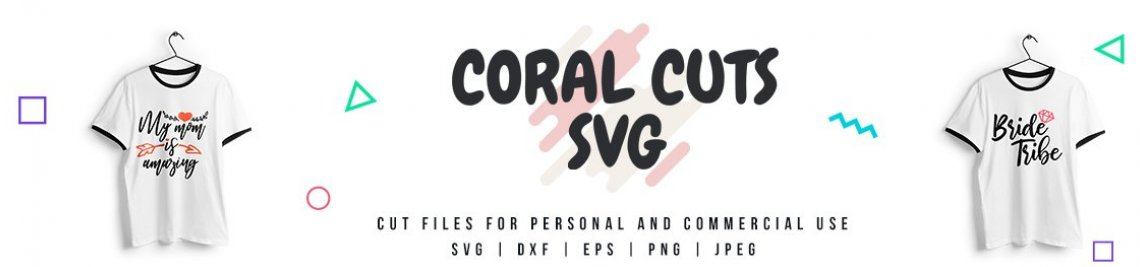 CoralCutsSVG Profile Banner