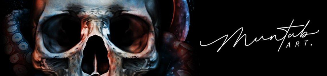 Muntab Art Profile Banner