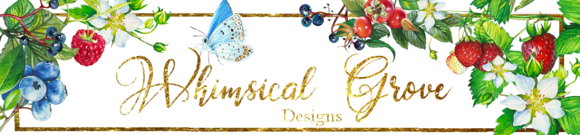 Whimsical Grove Profile Banner