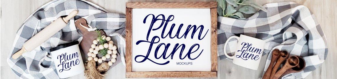 Plum Lane Mockups Profile Banner
