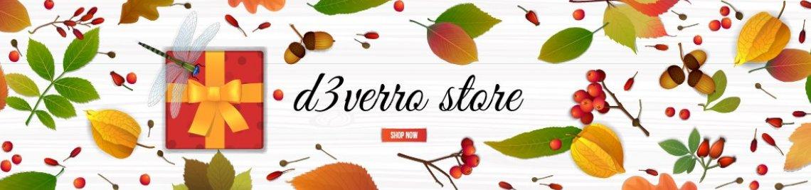 D3VERRO STORE Profile Banner