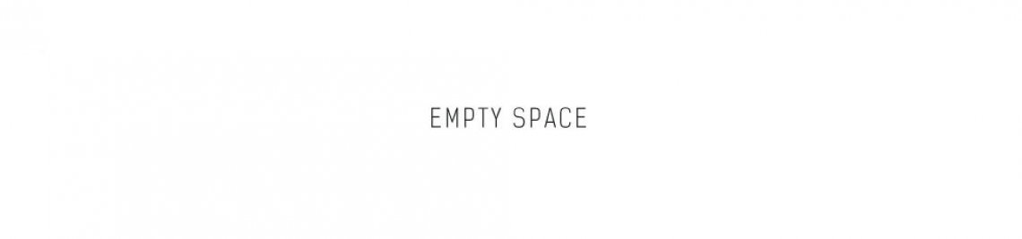 Empty Space Profile Banner