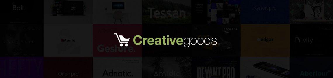 CreativeGoods Profile Banner