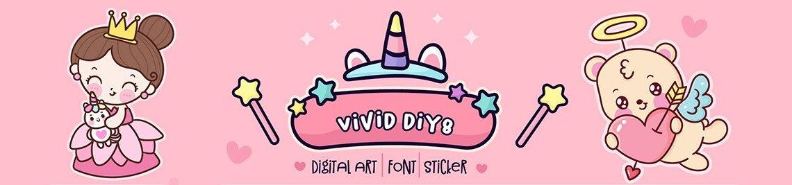 Vividdiy8 Profile Banner