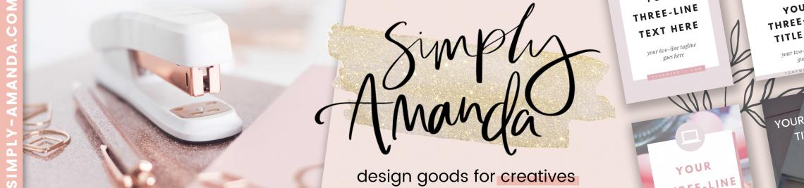 Simply Amanda Profile Banner