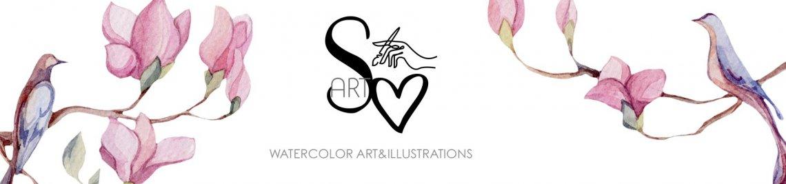 S_ARTLOVE Profile Banner