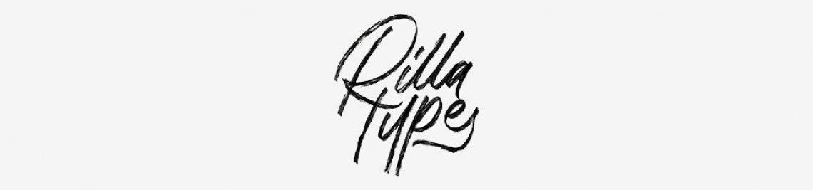 Rillatype Profile Banner