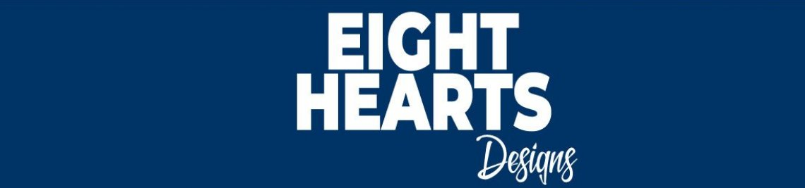 Eight Hearts Designs Profile Banner