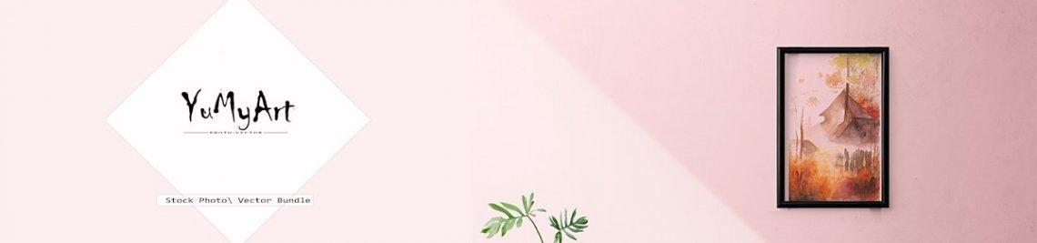 Yumyart Profile Banner