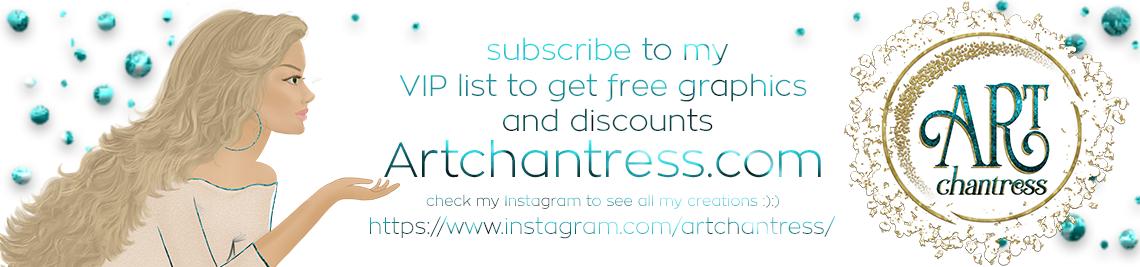 ArtChantress Profile Banner